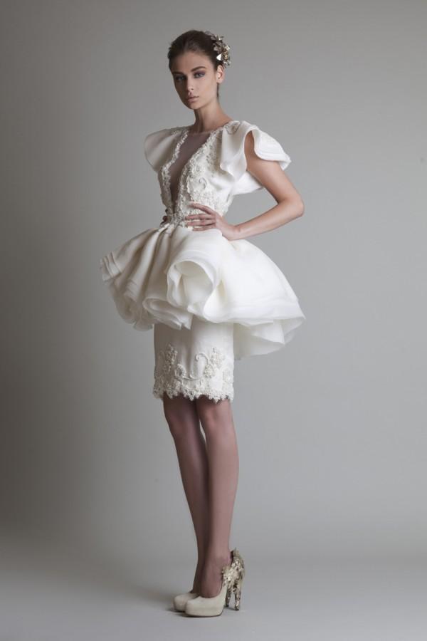 Designer Feature Krikor Jabotian Fall 2013 Singaporebrides