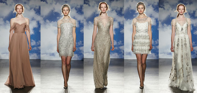 Jenny Packham 2015 Bridal Collection