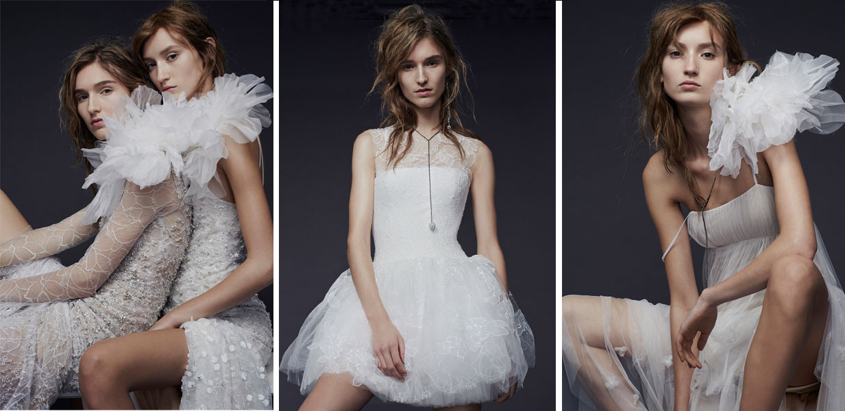 Vera Wang Fall 2015 Wedding Gowns feature