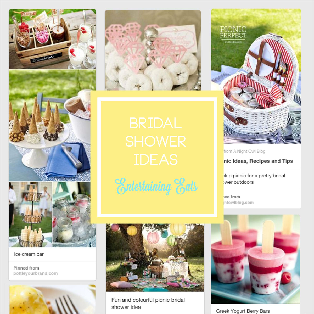 articles wedding ideas bridal shower decorations
