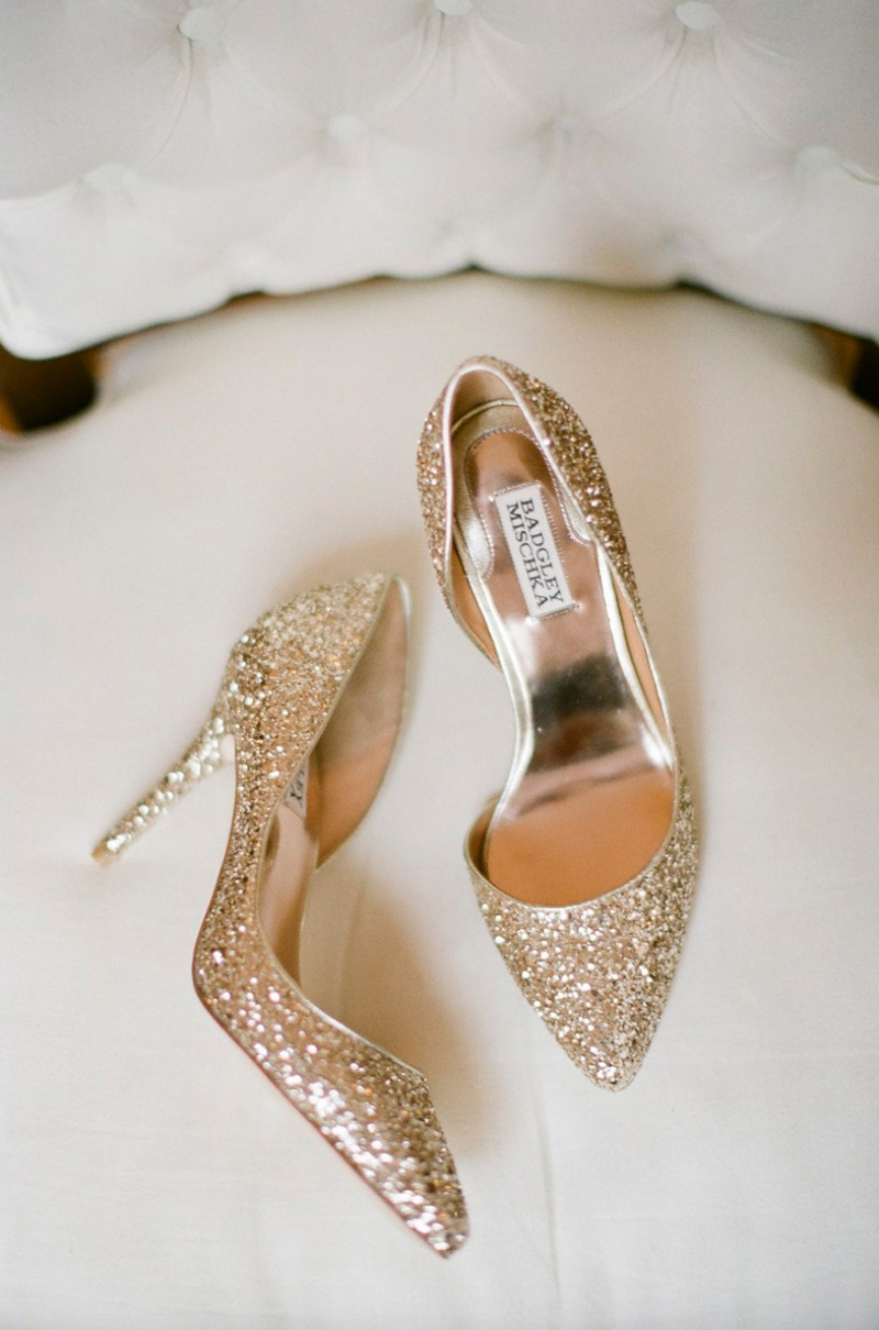 10 Types Of Stunning Shoes To Consider For Your Wedding Glitter