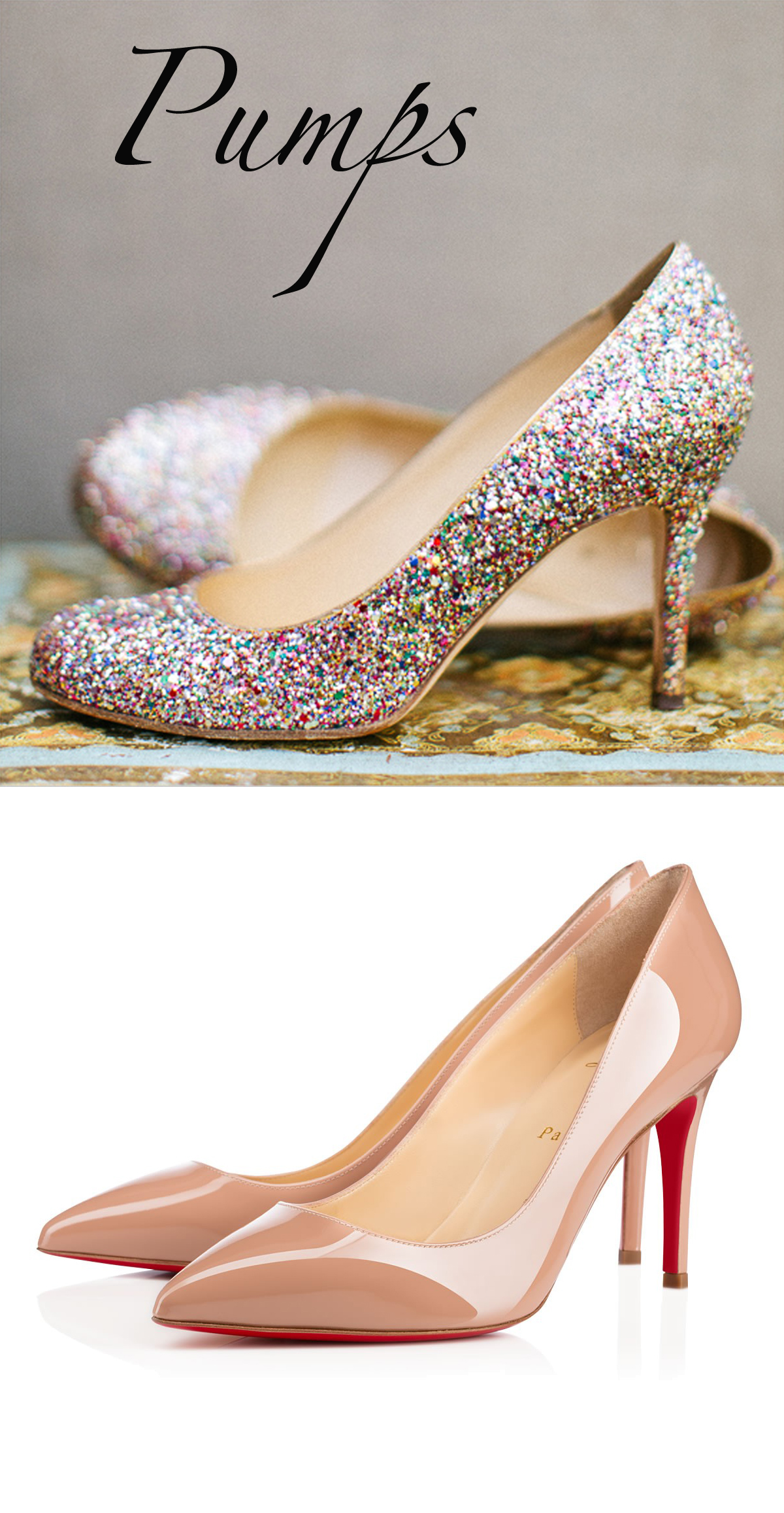 Wedding Shoes 101: Everything You Need To Know To Shop For The ...