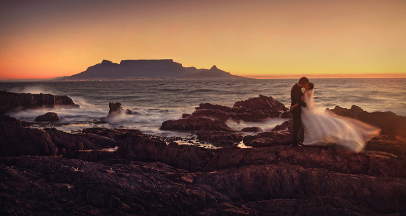 Dramatic Coastal Engagement Session in Cape Town16