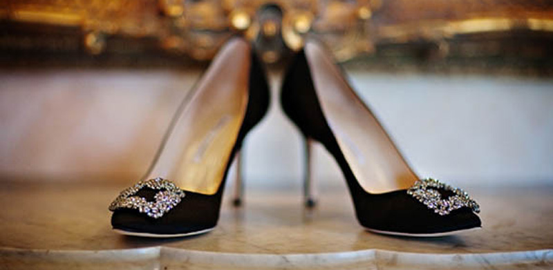 Manolo Blahnik shoes