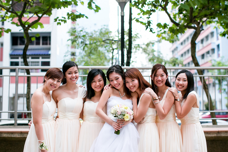 bridesmaids dress singapore – Fashion