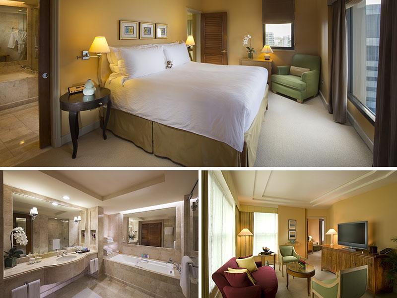 Beautiful Bridal Suites in Singapore
