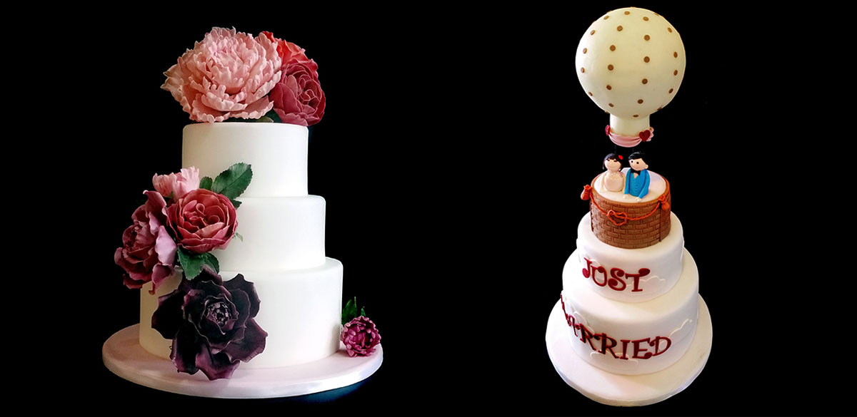 Mad About Sucre wedding cakes review