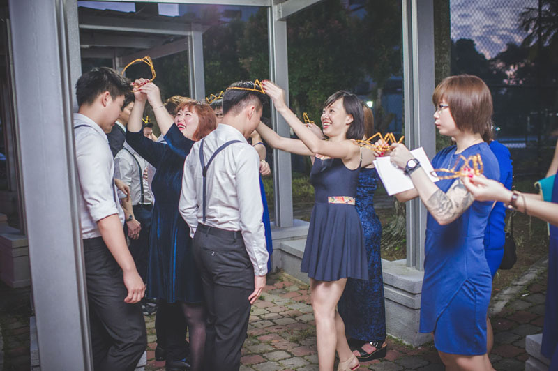 Tansey and Phil's Elegant Chic Wedding in Malaysia 10