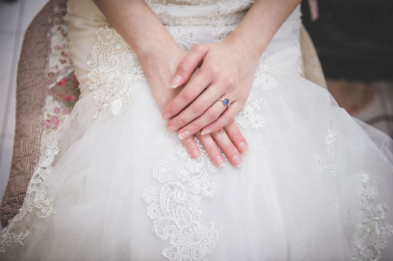 Tansey and Phil's Elegant Chic Wedding in Malaysia 4