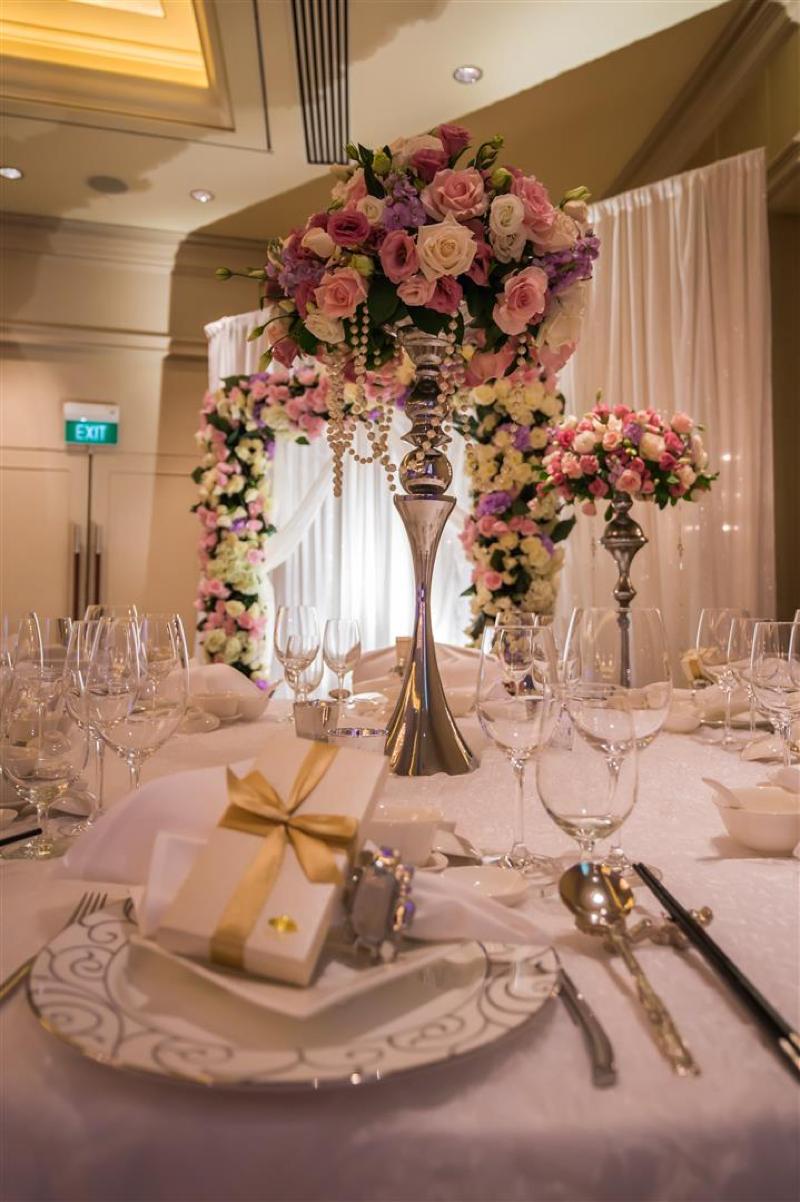 Mandarin Oriental Singapores Your Dazzling Moments Wedding Showcase