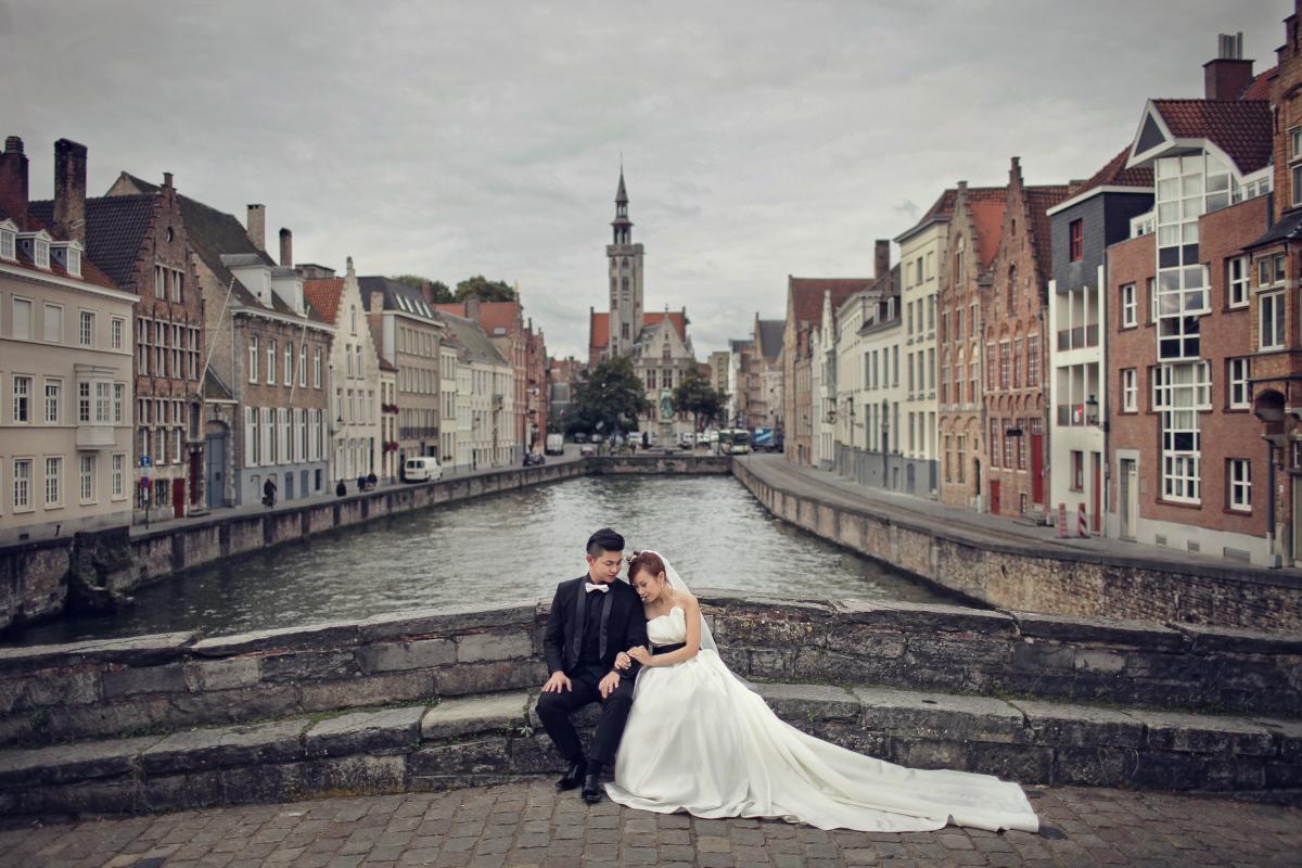 12 Trending Overseas Pre-Wedding Photoshoot Destinations You