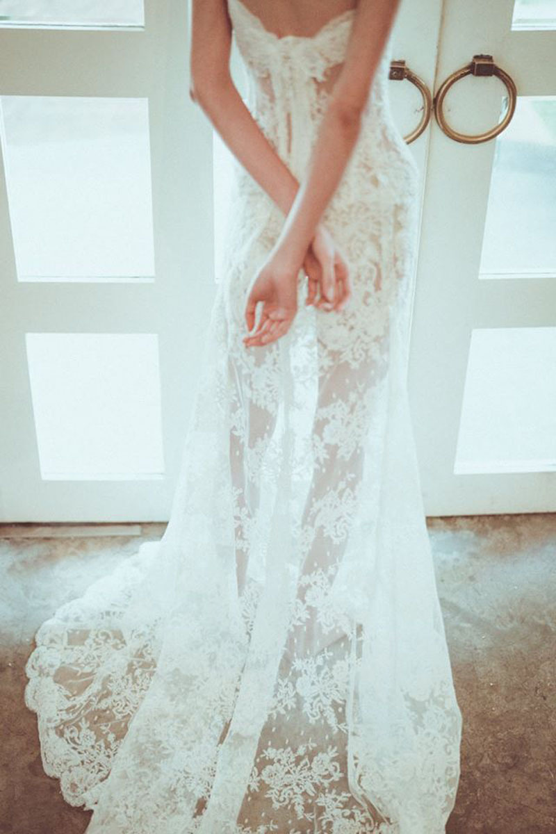 Layla--The New Kenji Wedding Dress Collection