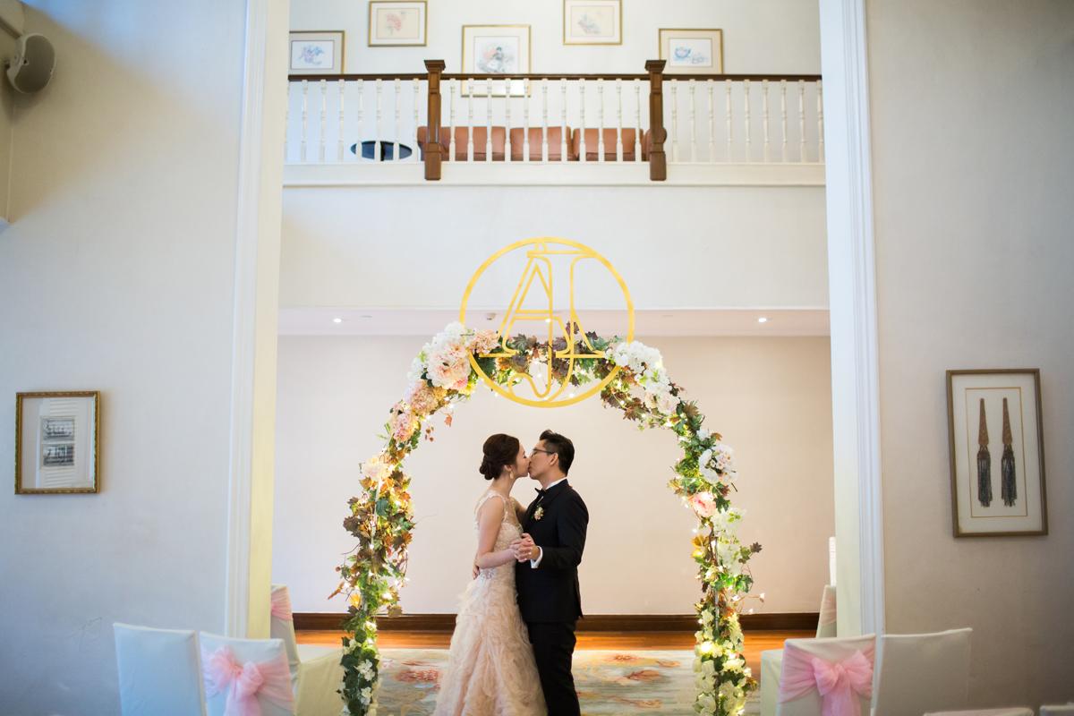Jorina and Alan\'s Romantic Fairytale Wedding at InterContinental ...