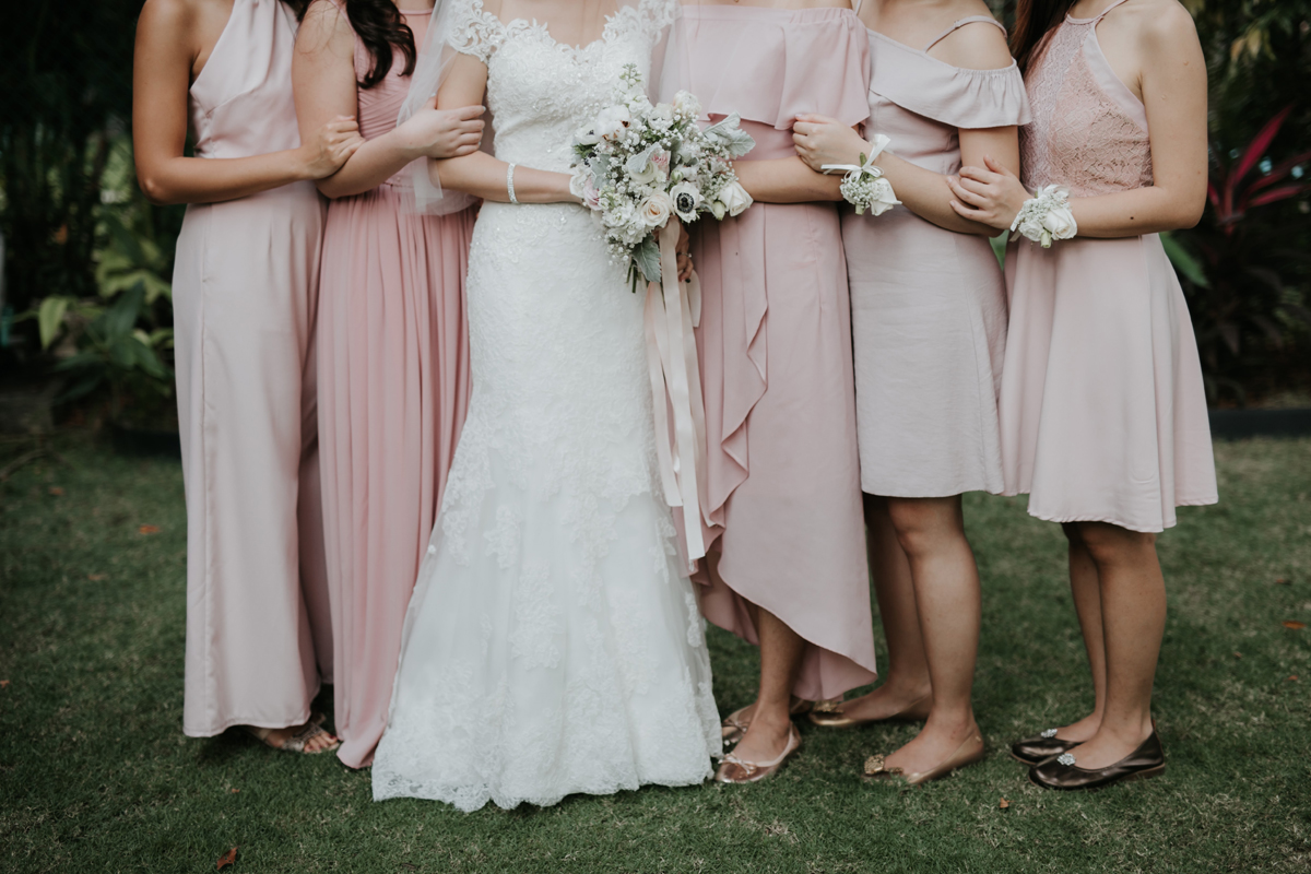 38 Online Shops For Affordable Bridesmaid Dresses In