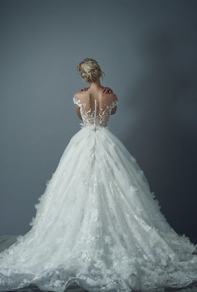 Most Glamorous Wedding Gowns
