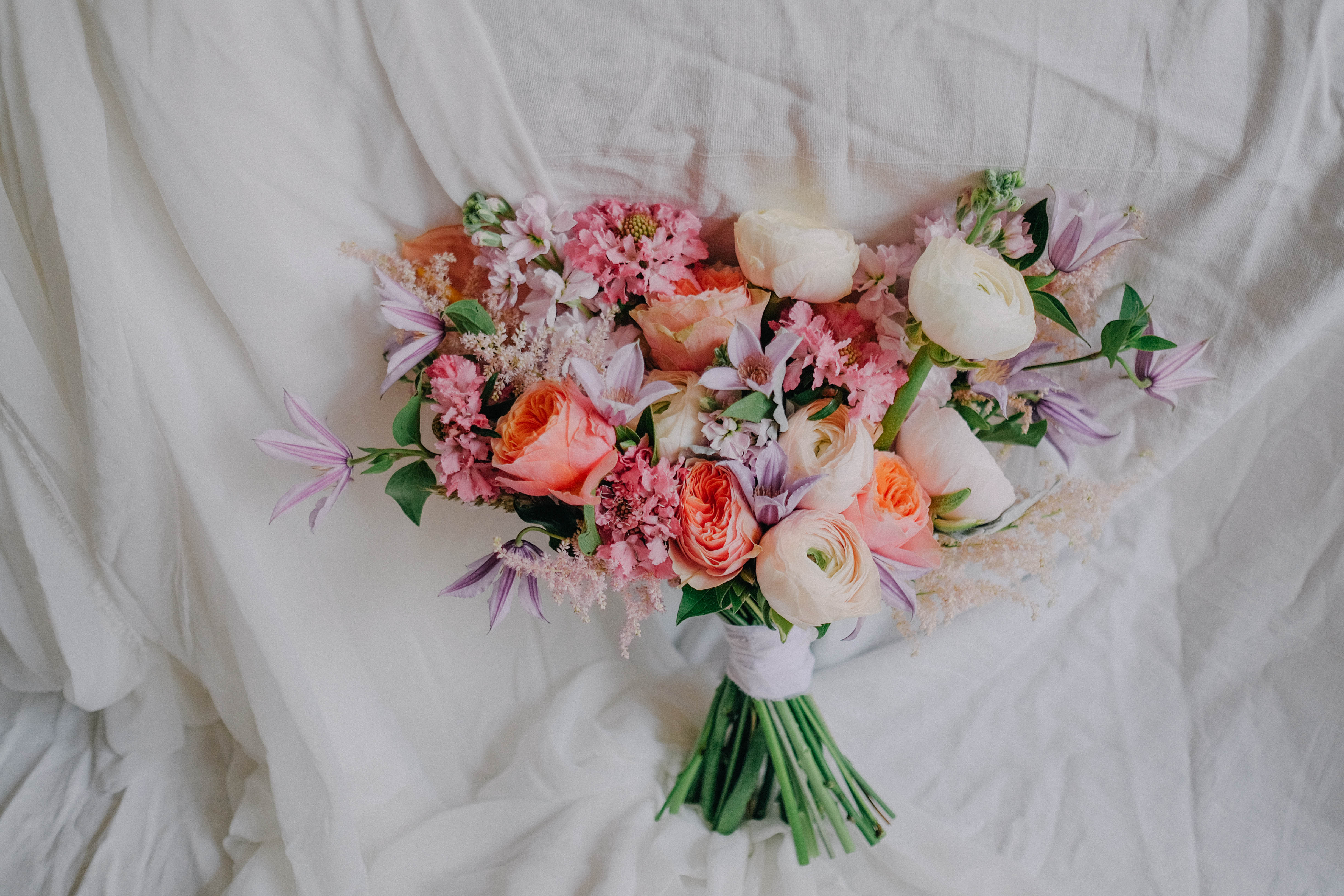 Gorgeous bridal bouquet inspo from singapore florists asymmetrical styles florals by m believes in the power of love and hopes to translate your voice into thoughtfully curated bouquets and arrangements izmirmasajfo