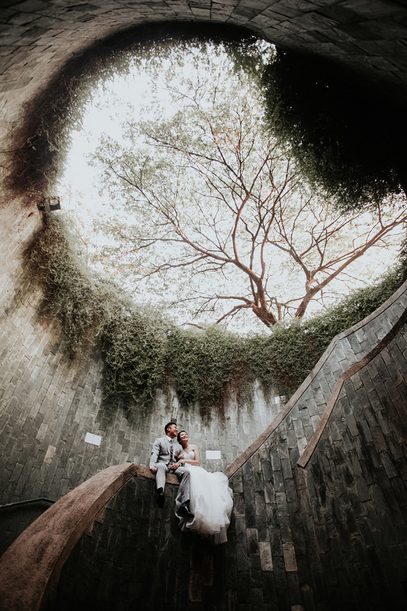 41 Hidden Wedding Photoshoot Locations In Singapore For Incredible Shots
