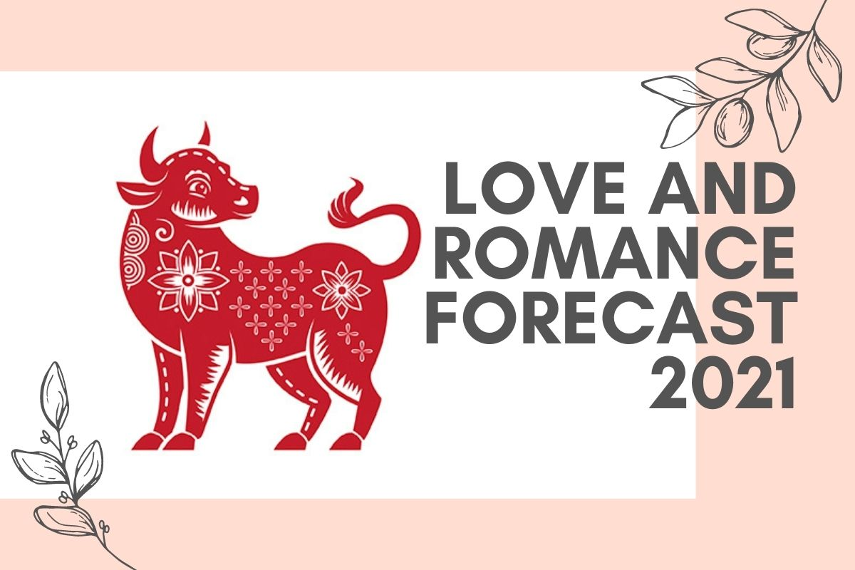 LOVE AND ROMANCE FORECAST 2021