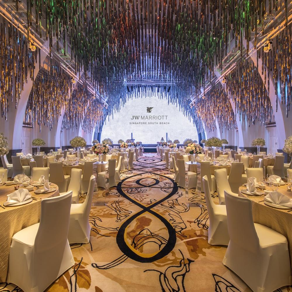 Jw Marriott Singapore South Beach Singaporebrides