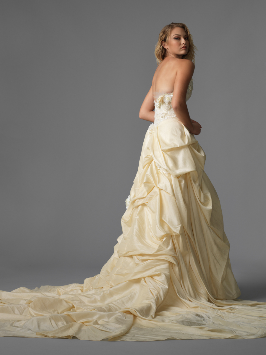 Jawn gown1 cream ball sweetheart lace b