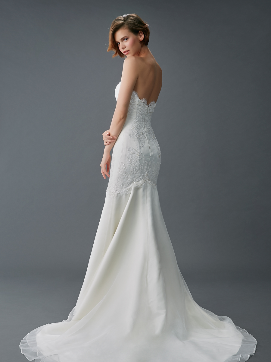 Jawn gown1 white ff sweetheart organza b