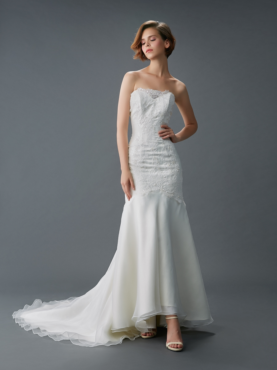 Jawn gown1 white ff sweetheart organza f