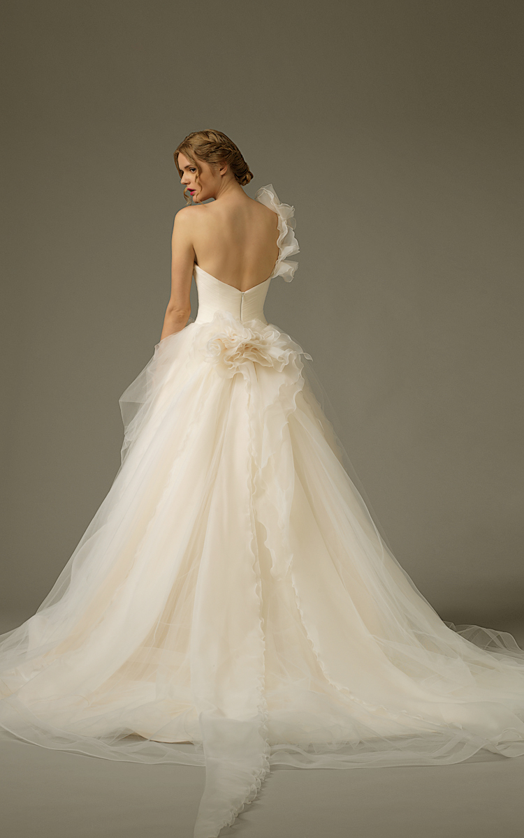 Jawn gown3 ivory ball oneshoulder tulle b