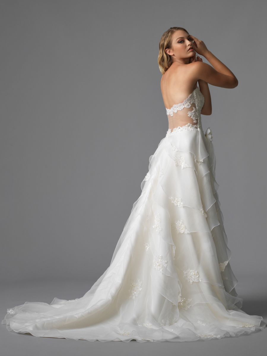 Jawn gown4 white aline sweetheart lace b