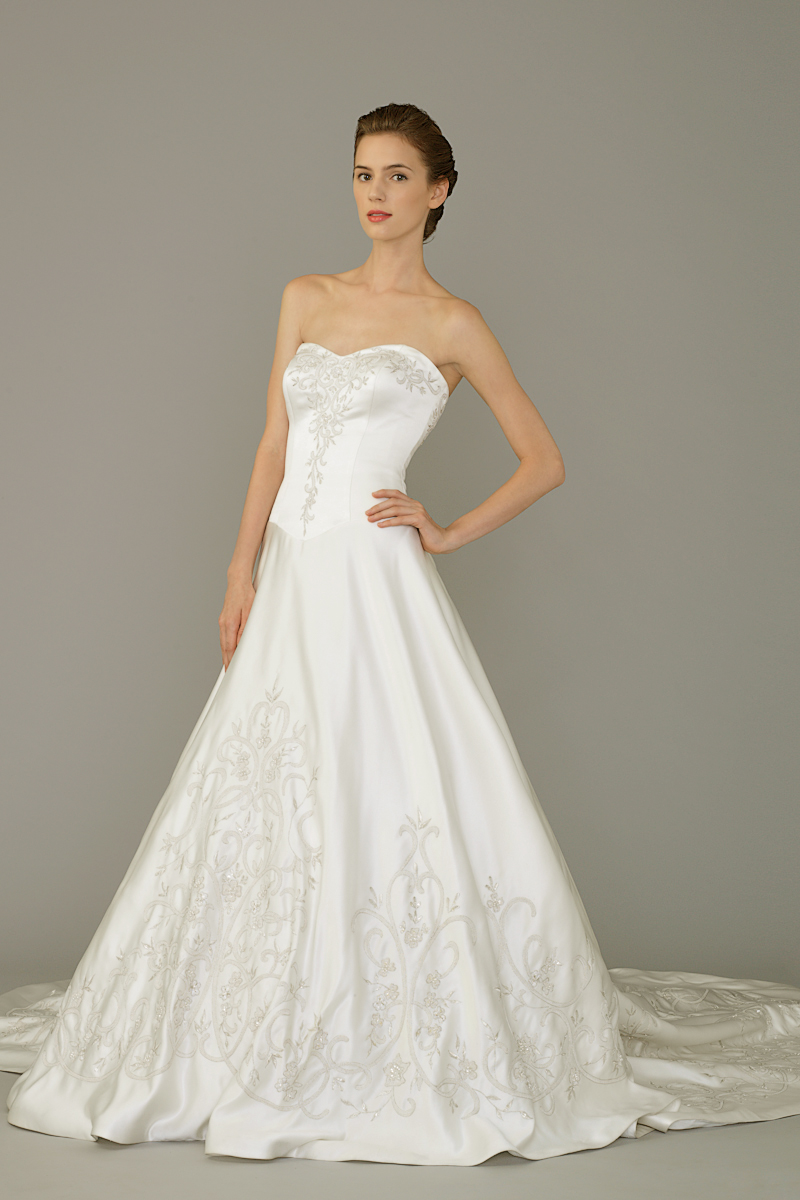 Jawn gown4 white ball sweetheart satin f