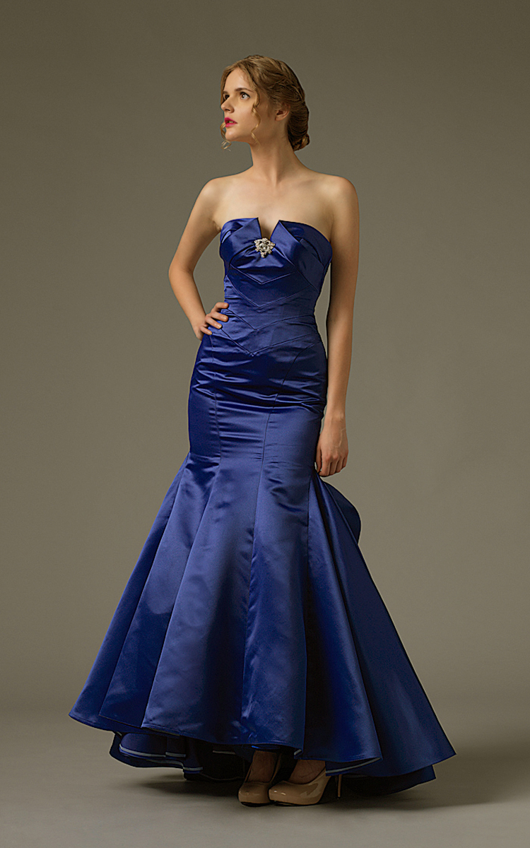Jawn gown5 blue mermaid sweetheart satin f