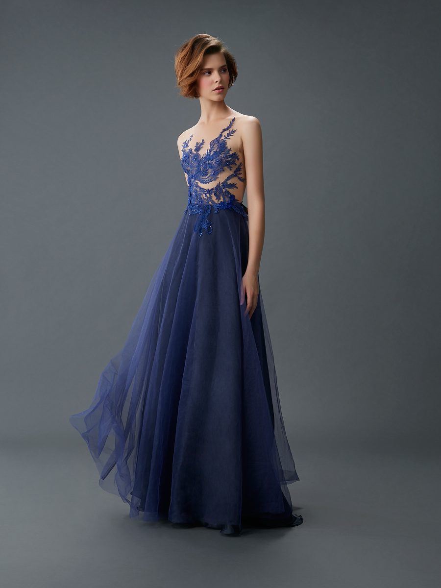 Am gown4 blue aline ill tulle f