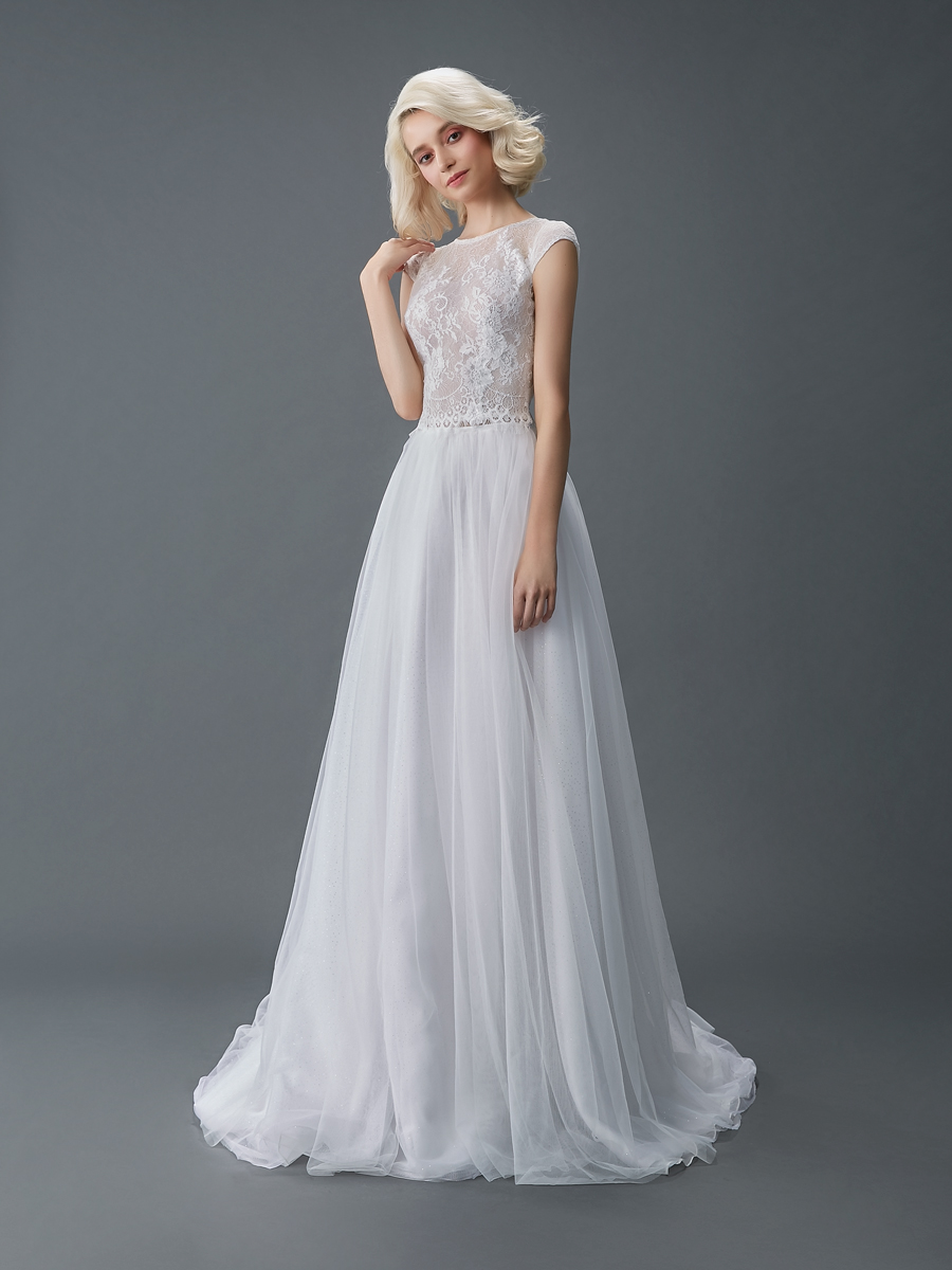 Am gown3 white aline ill lace f