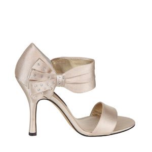 Nina Wedding Shoes On
