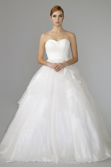 Ball Gown by Amanda Lee Weddings