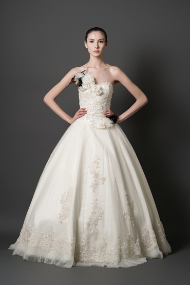 Ball Gown by Jawn Happy.Ever.After