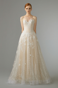 Princess/A-Line Gown by Dang Bridal