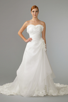Princess/A-Line Gown by Flamingo Bridal