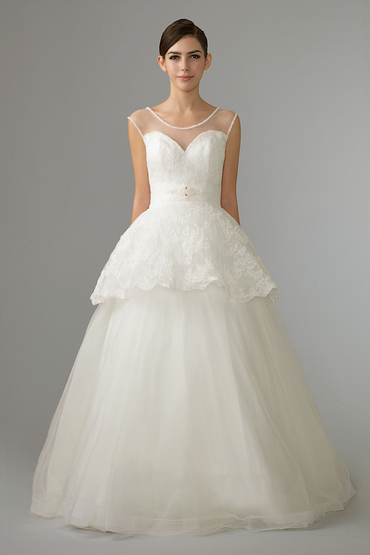 Ball Gown by WhiteLink Bridal