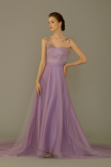 Princess/A-Line Gown by Amanda Lee Weddings