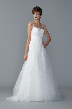 Princess/A-Line Gown by Beautiful Love Wedding