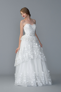 Princess/A-Line Gown by The Aisle Bridal
