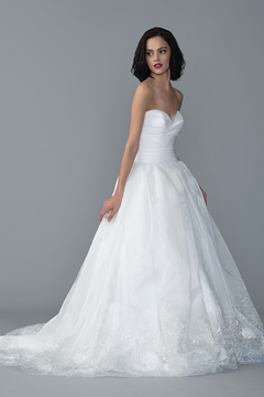 Ball Gown by Dang Bridal