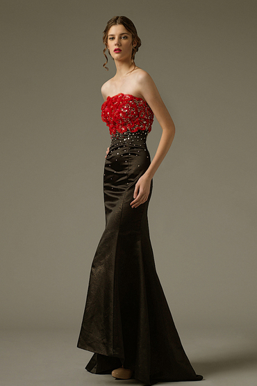 Sheath Gown by J & C Bridal Collections