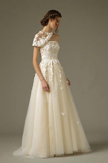 Princess/A-Line Gown by Tirtha Weddings