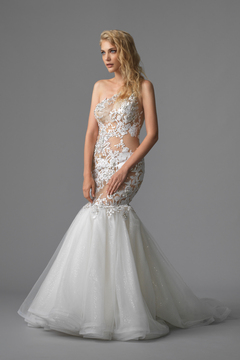 Mermaid Gown by WhiteLink Bridal