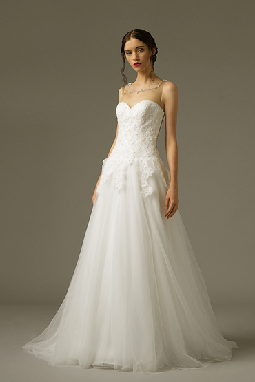 Princess/A-Line Gown by Gowns Villa