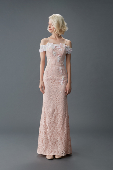 Sheath Gown by Jawn Happy.Ever.After