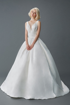 Ball Gown by Malena Bridal Haute Couture
