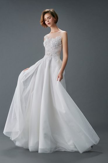 Princess/A-Line Gown by Silhouette The Atelier