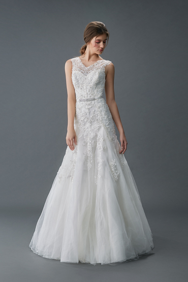 Princess/A-Line Gown by My Dream Wedding